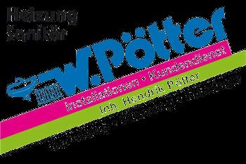 W. Pötter Heizung & Sanitär Logo